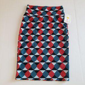 Lularoe Cassie Skirt, Size S